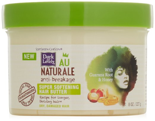 Dark and Lovely's Super Softening Hair Butter