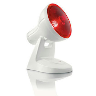 Bentuk lampu infra merah dan efektivitasnya