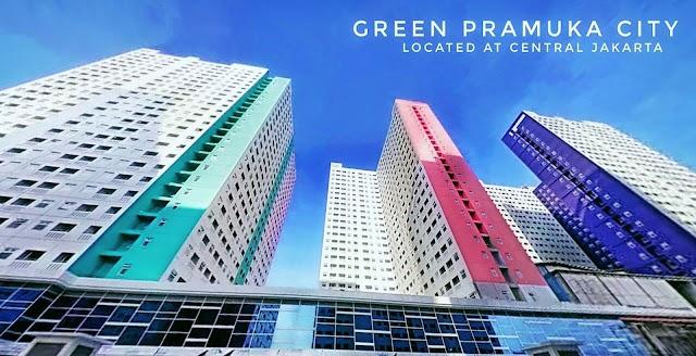 Apartemen Green Pramuka City, Pas untuk Keluarga Muda