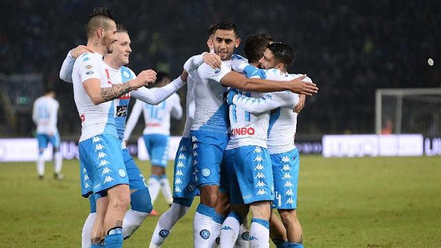 'Napoli Bisa Sulitkan Madrid'
