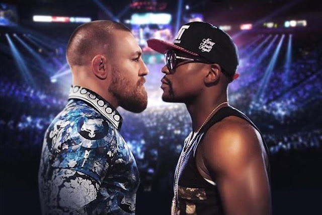 Live streaming Facebook : Mayweather vs McGregor