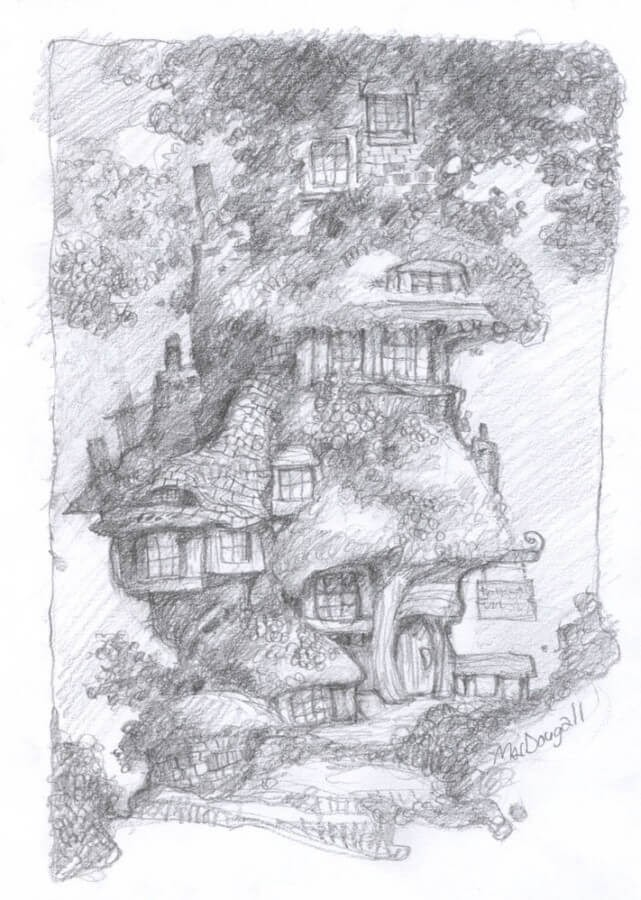 04-Larry-MacDougall-Fantasy Architecture-www-designstack-co