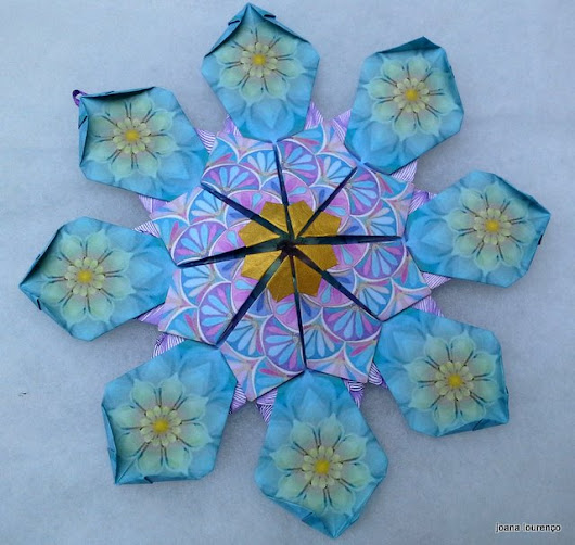 Mandalas do carnaval