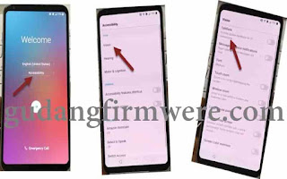 Bypass FRP Google Account LG V35 without PC