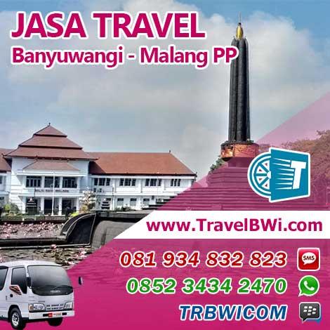 Travel Malang Banyuwangi PP