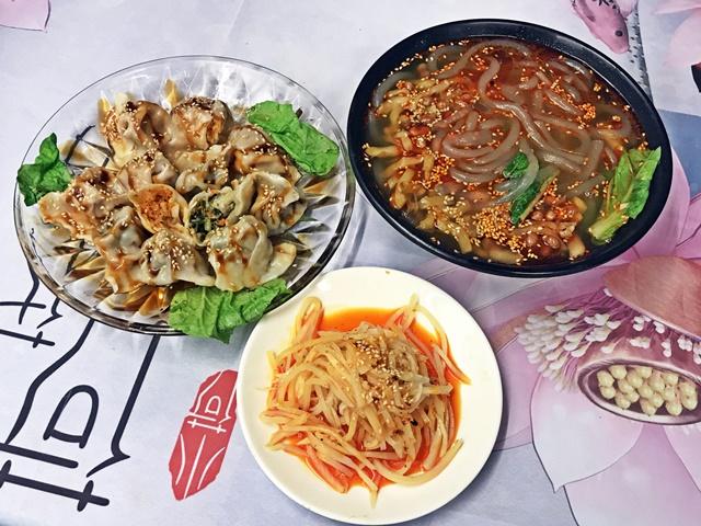 家緣素螺螄粉餐坊~台北士林夜市素食、劍潭捷運站
