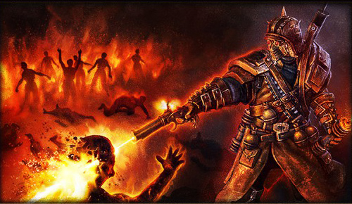 Three Second Rush: Grim Dawn Review Part II: A Struggling Story