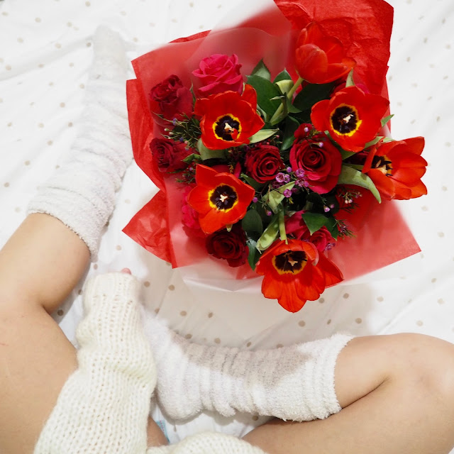 Valentines flowers next delivery image