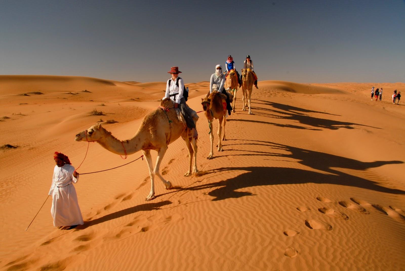 tempat wisata terindah gurun wahiba