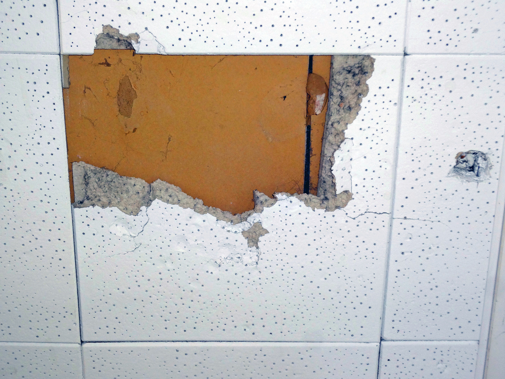 Removing Asbestos Ceiling Mesothelioma Healing