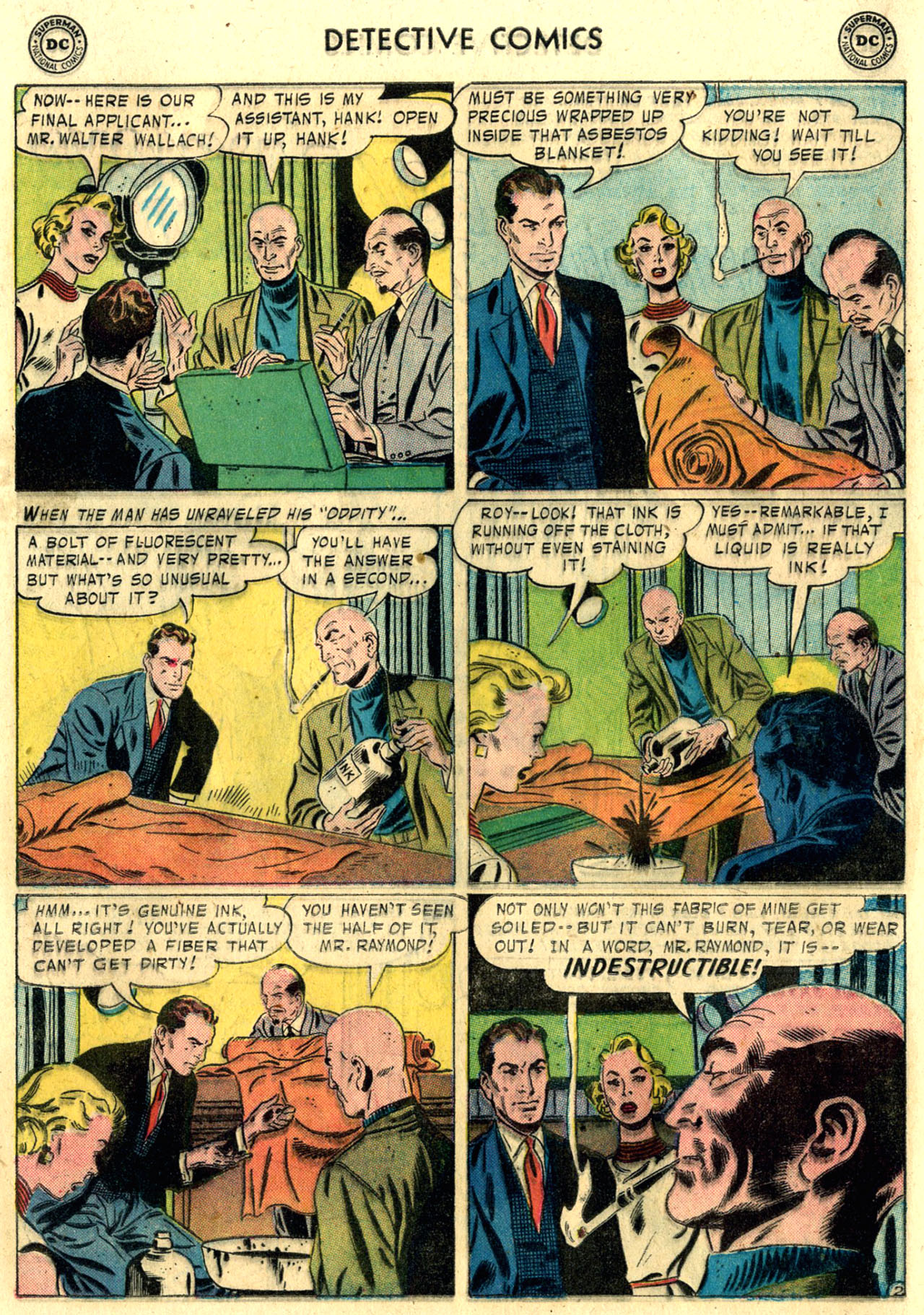 Read online Detective Comics (1937) comic -  Issue #248 - 18
