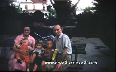 Hazel Mickelsen Ganus, Heber Monroe Ganus, Colorado, genealogy, ancestry