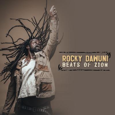 "Rocky Dawuni Announces New Album ""#BeatsOfZion"" & Drops 1st Single Off Album On January 25"