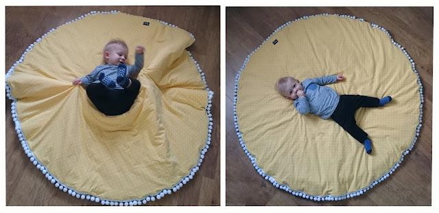 dywanik do pokoju dziecięcego 10