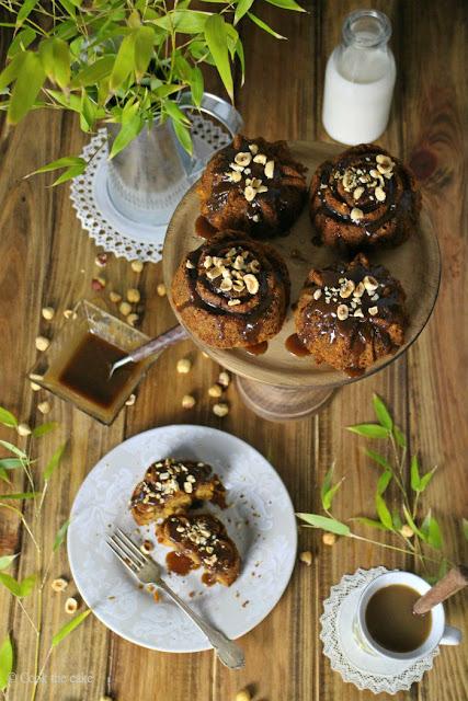 carrot-cakes-con-avellanas, hazelnut-carrot-cakes