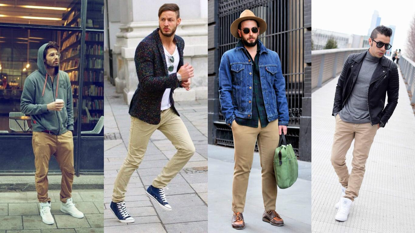 Tips Mudah Memilih Celana Chino