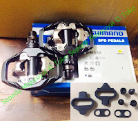 Pedal Cleat Shimano Deore M530