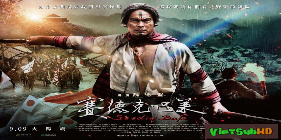 Phim Hào Khí Chiến Binh 1 VietSub HD | Warriors Of The Rainbow: Seediq Bale Part 1 2011