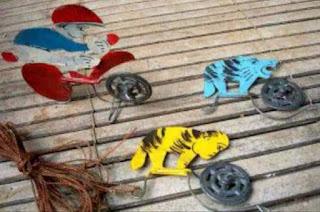Mainan Anak Jadul Tahun 80an