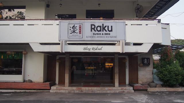Raku Sushi and Japanese BBQ: Menikmati Kuliner Jepang di Kota Medan