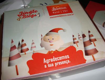 4 Jingle Blogs no Labecca Café