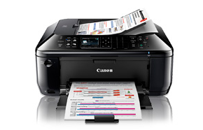 Canon Pixma MX 512 Driver Download