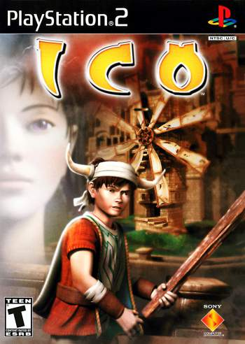 Ico (PAL) PS2 Torrent 2001