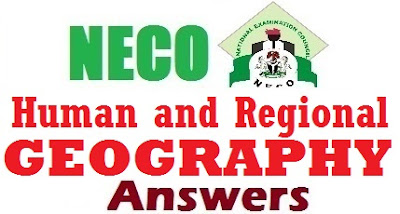 NECO Geography 2017 Obj and Essay | Questions and Answers Expo Runz