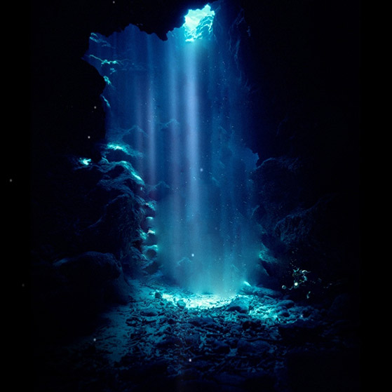 Ocean Cave Wallpaper Engine