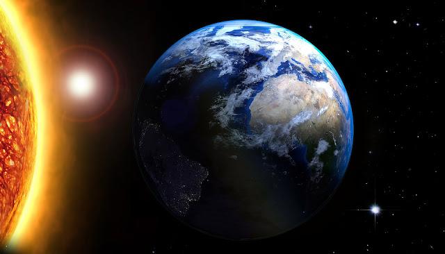 ¿Qué pasaría si la Tierra dejara de girar en torno al Sol?