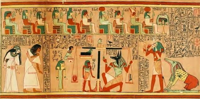 inskrypcje hieroglificzne