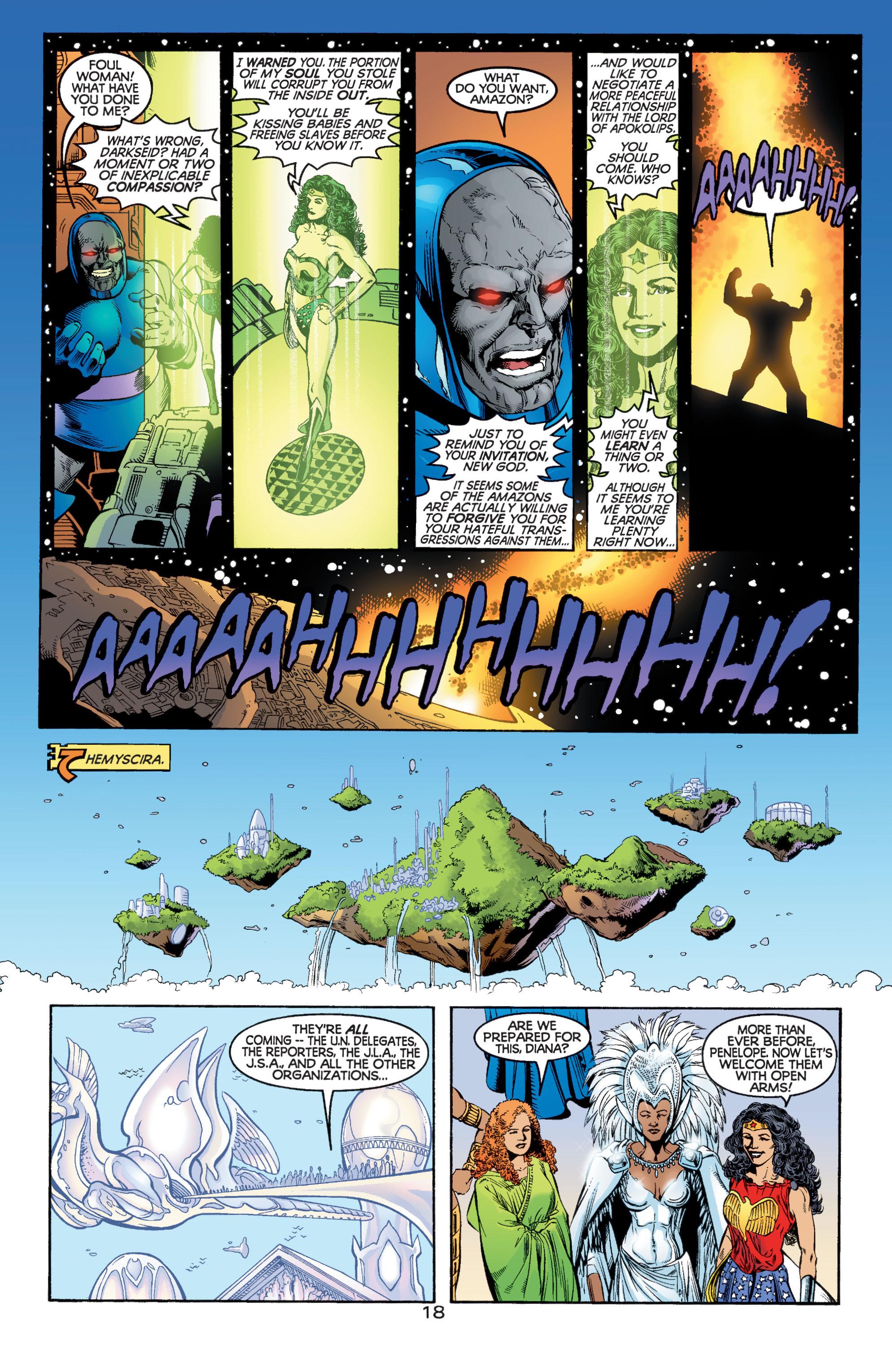 Read online Wonder Woman (1987) comic -  Issue #188 - 19
