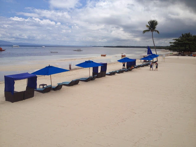 Just another beautiful view of Doljo Beach Panglao Island Bohol Central Visayas Philippines