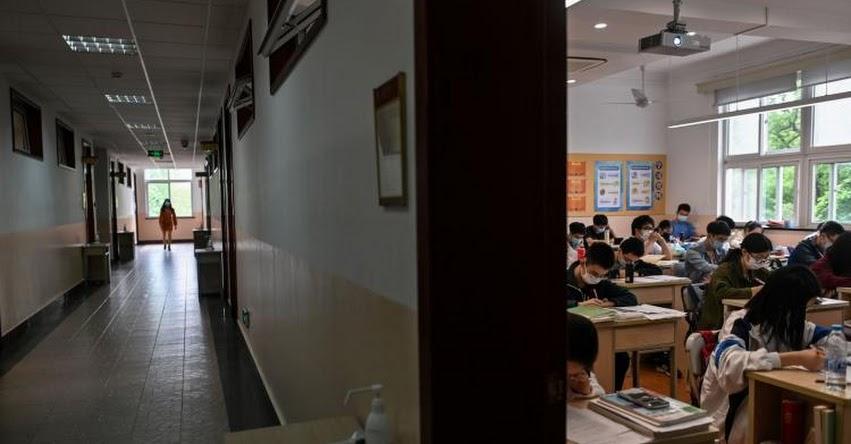 Colegios de colombia retomarán clases presenciales desde agosto