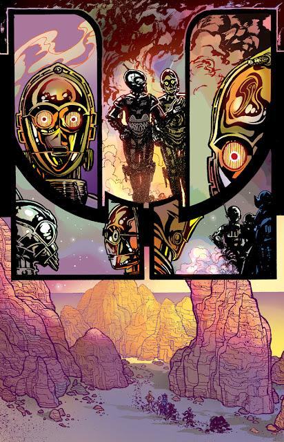 Marvel C-3PO #1