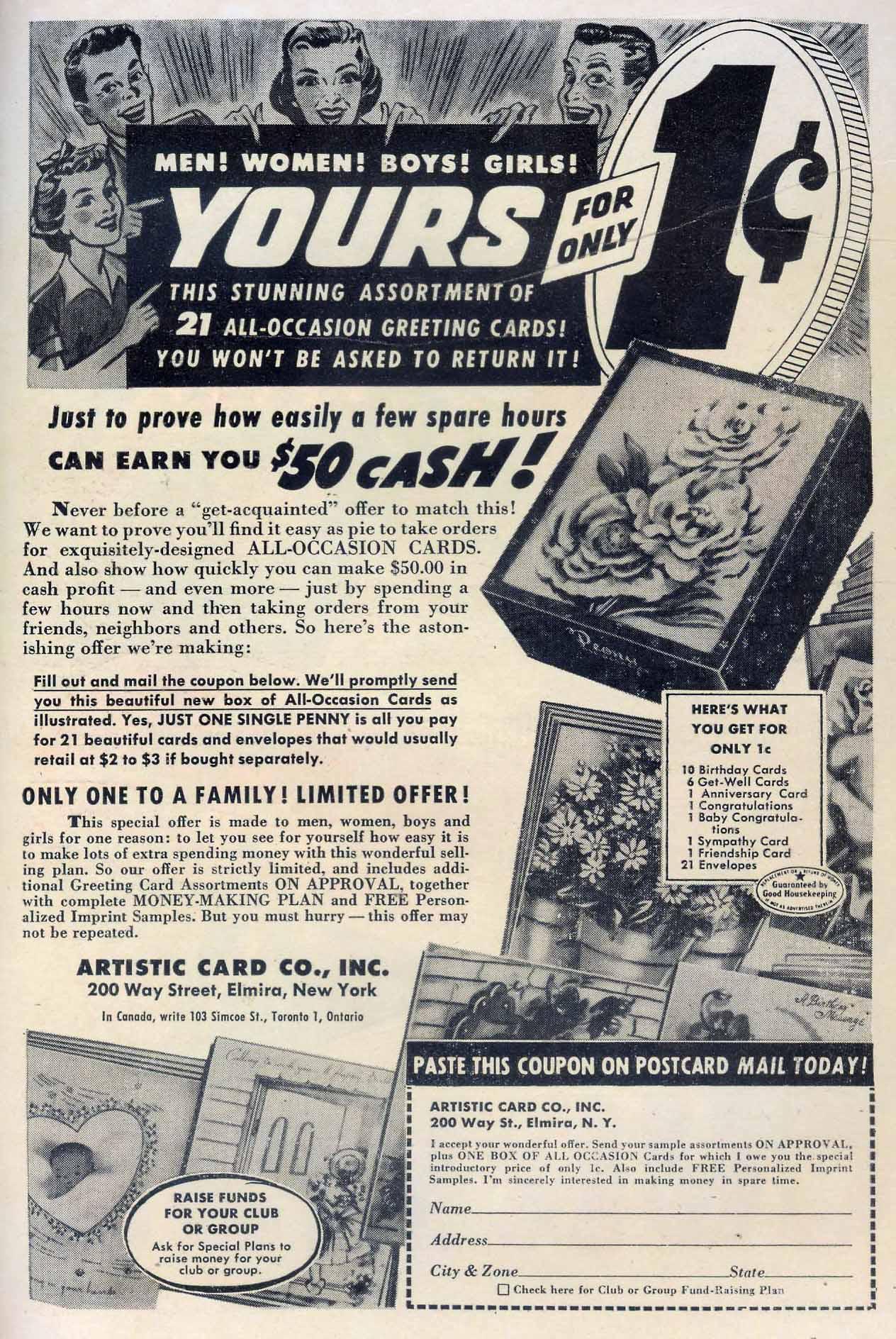 Action Comics (1938) 190 Page 42