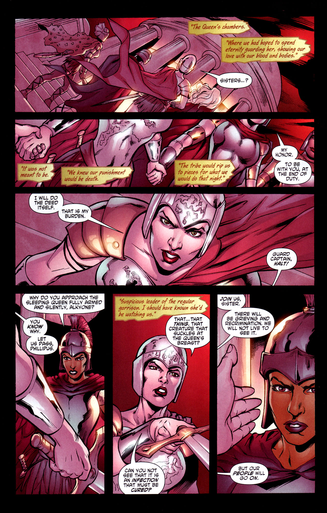 Read online Wonder Woman (2006) comic -  Issue #17 - 3