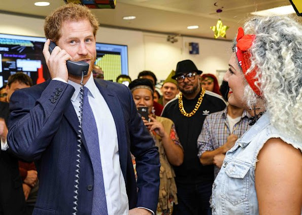 Prince Harry is Patron, supports orphans and vulnerable children in Southern Africa