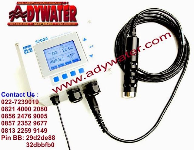 Jual  YSI 5200A Multiparameter Monitor Dan Kontrol - Harga YSI 5200A Multiparameter