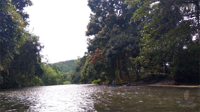 Aktivitas di sekitar sungai
