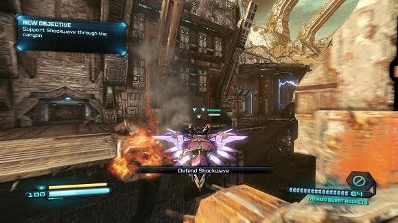 TRANSFORMERS: Rise of the Dark Spark (Region Free) PC Screenshots #3