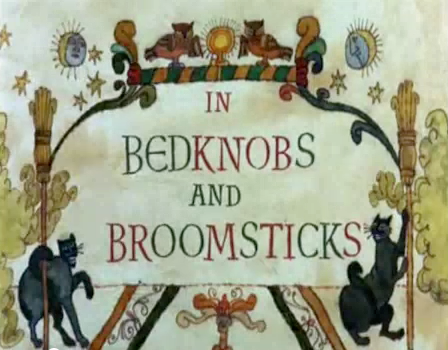 Disney Hipster Blog: Bedknobs and Broomsticks: Opening Titles