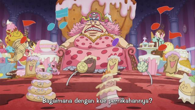 One Piece Episode 800 Subtitle Indonesia