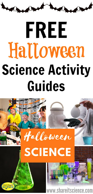 Halloween Science Experiment Guides Ideas