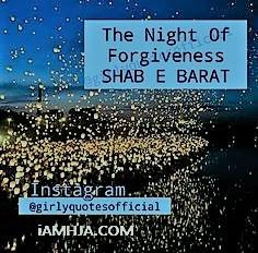Shab e Barat Night