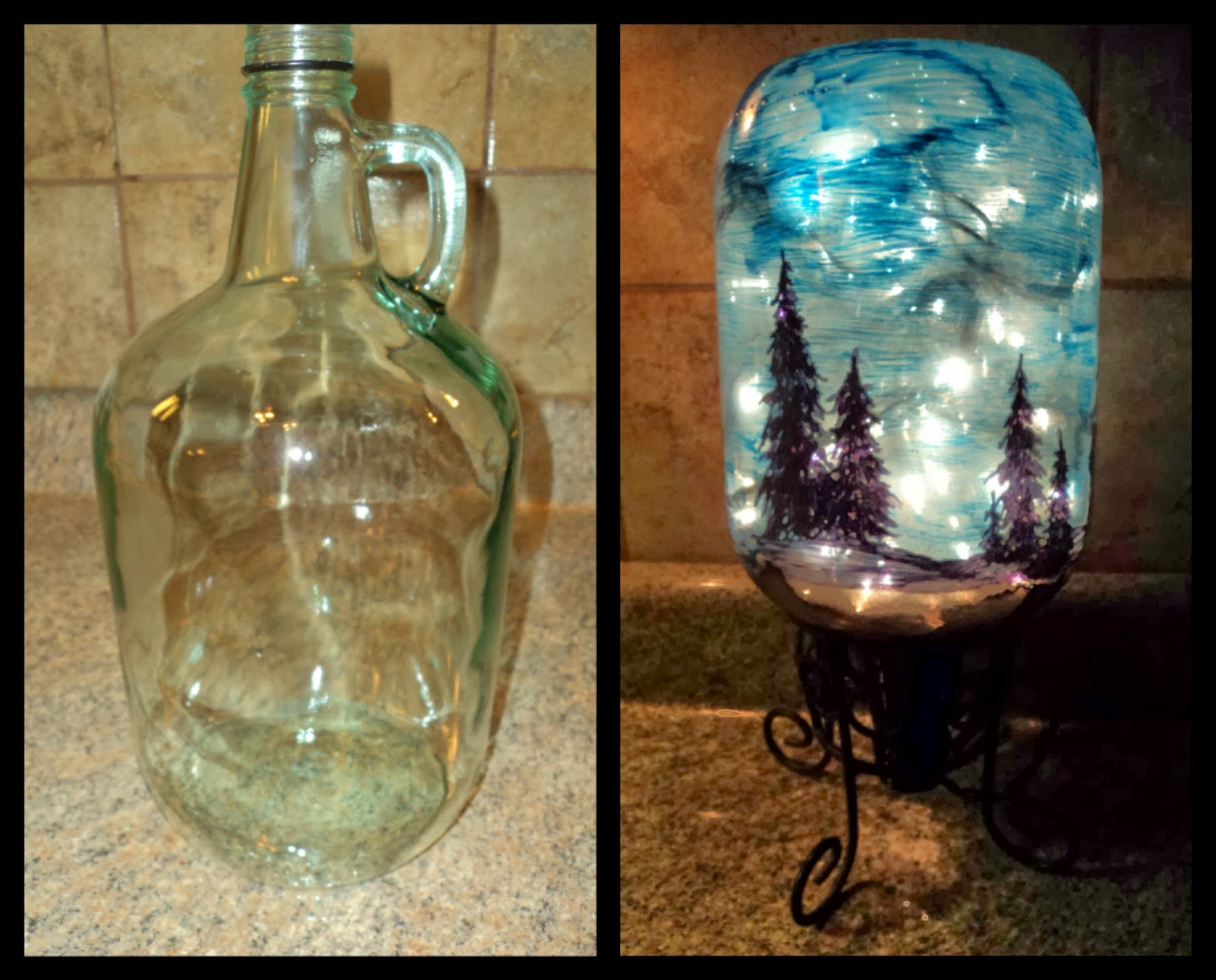 How To Make A Starry Night Light Redo It Yourself