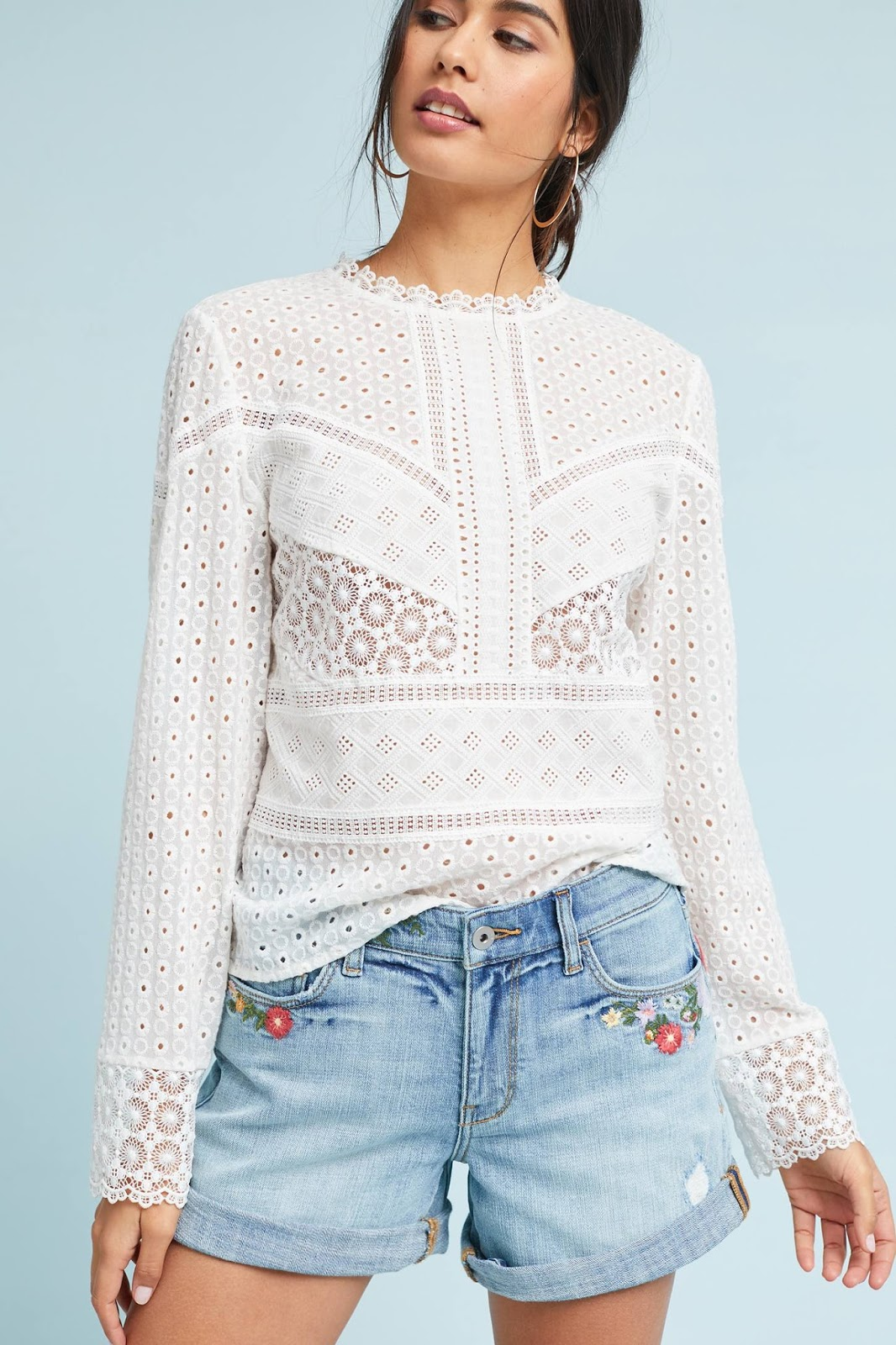 16516f48f9ef Taking a look at Anthropologie's newest arrivals   Effortlessly With ...