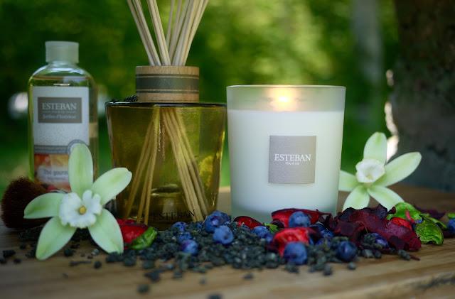 Esteban candle