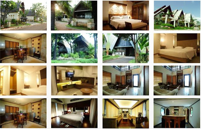 Kamar Hotel Putri Duyung Ancol