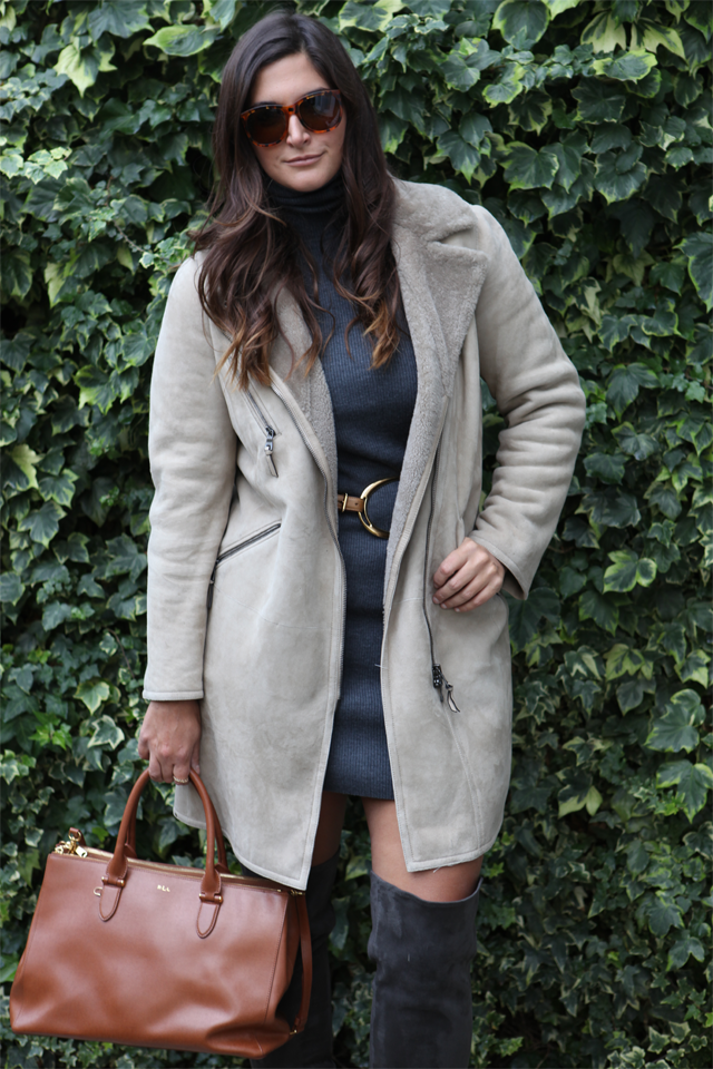 Shearling Jacket Emily Johnston